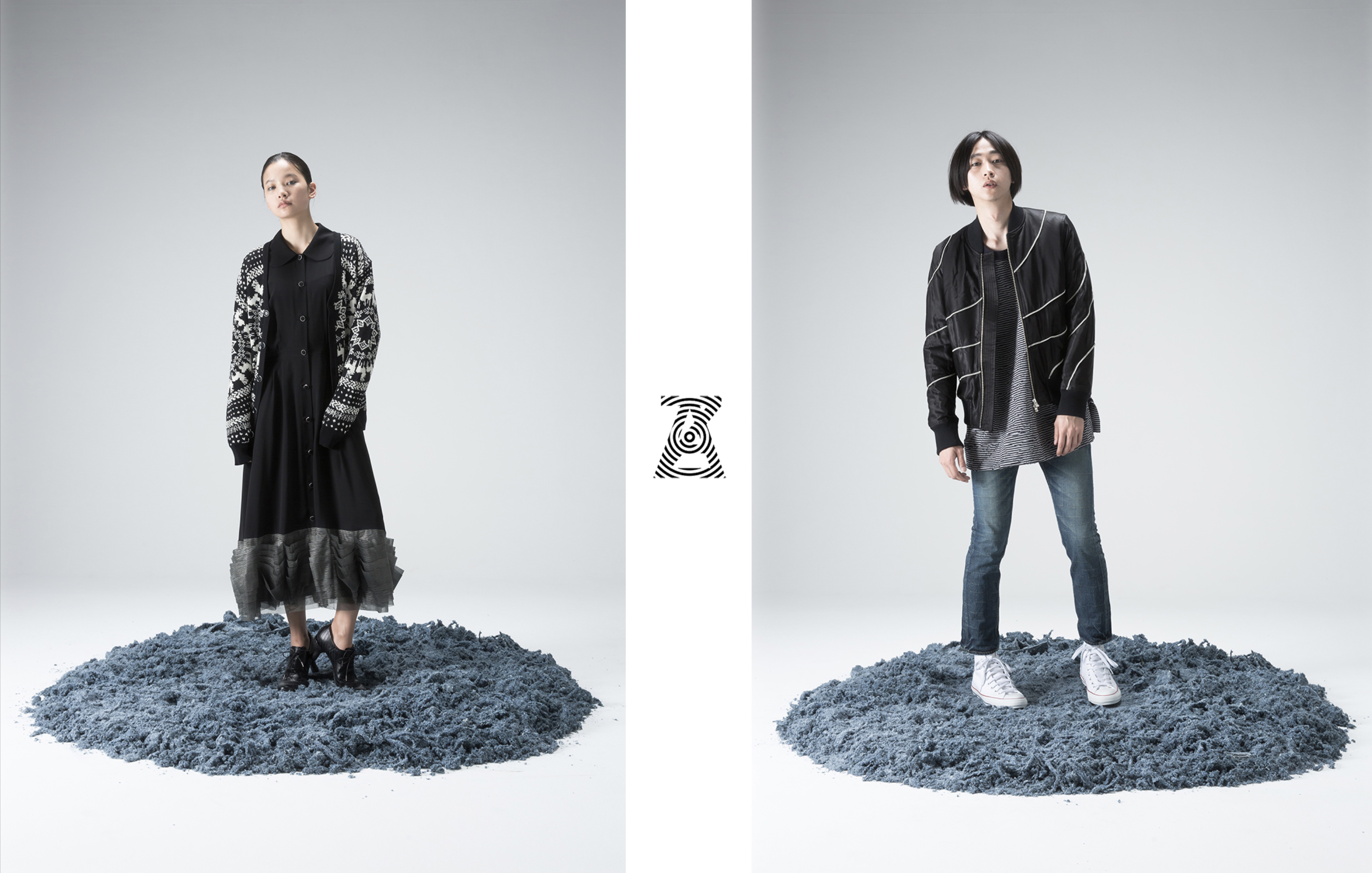 ANREALAGE 2017-18AW ROLL STYLING LOOK