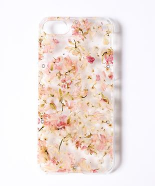 iPhone8/7 ACRYLIC FLOWER CASE