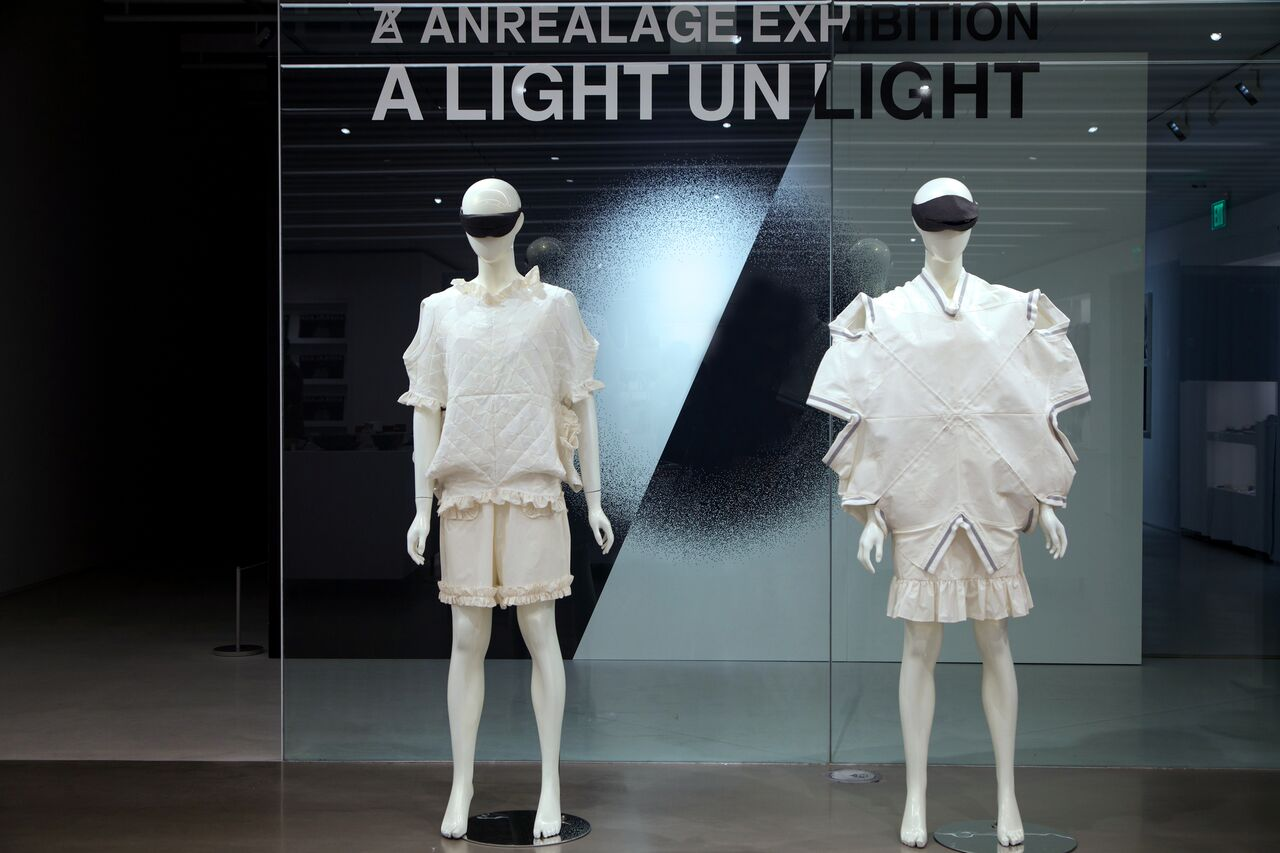 EXHIBITION「A LIGHT UN LIGHT 」  JAPAN HOUSE LOS ANGELE