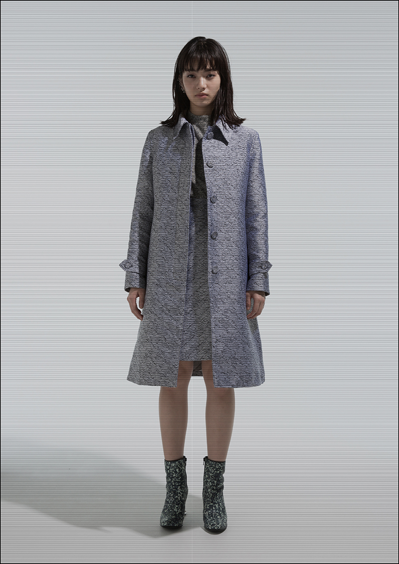 ANREALAGE 2016-17AW NOISE STYLING LOOK
