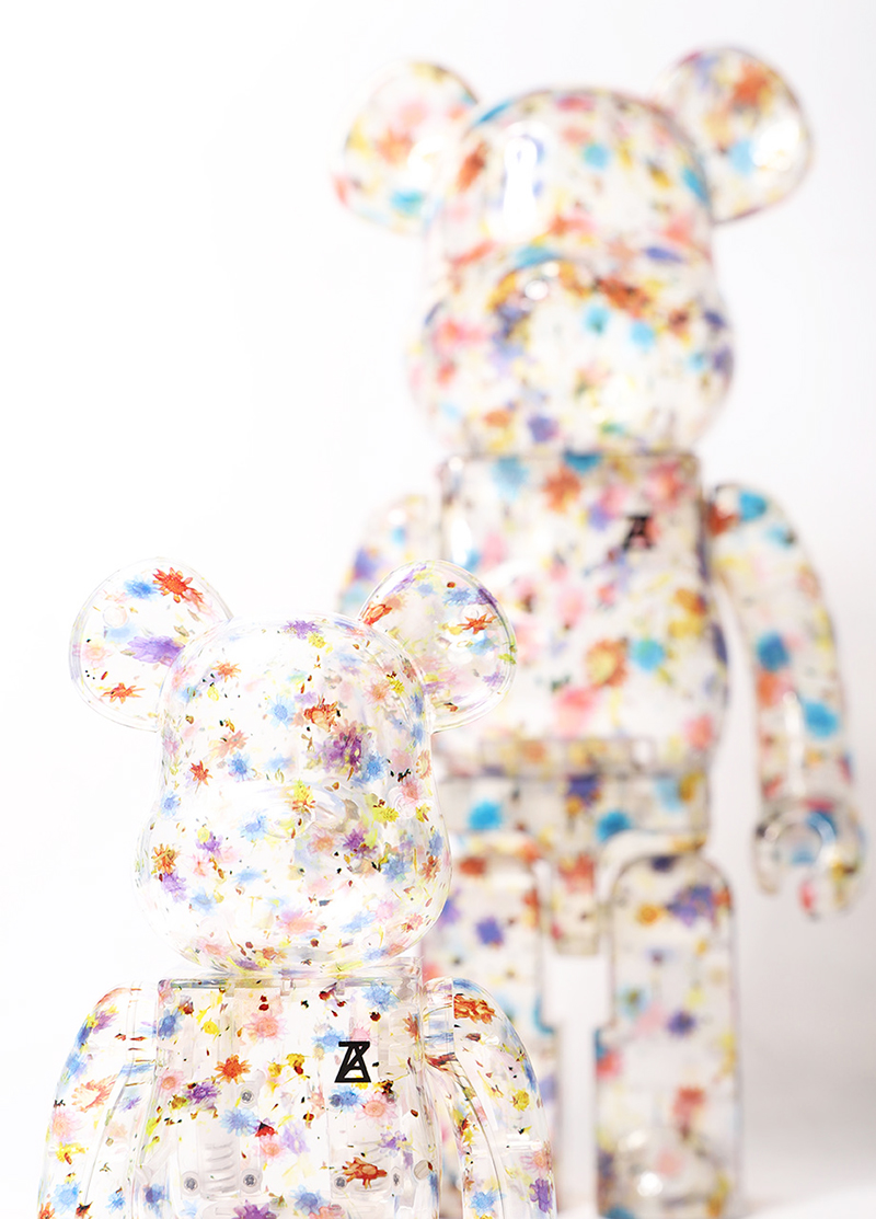APR.2018 FLOWER BE@RBRICK